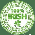 100% Irish beef